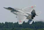 フジコンさんが、茨城空港で撮影した航空自衛隊 F-15J Eagleの航空フォト(写真)