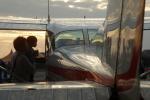 forgingさんが、調布飛行場で撮影したアイベックスアビエイション 172P Skyhawk IIの航空フォト(飛行機 写真・画像)