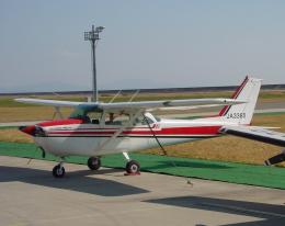 チャーリーマイクさんが、佐賀空港で撮影したエス・ジー・シー佐賀航空 172H Ramの航空フォト(飛行機 写真・画像)