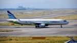 mojioさんが、関西国際空港で撮影したエアプサン A321-231の航空フォト(飛行機 写真・画像)