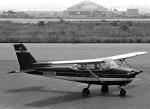 チャーリーマイクさんが、小松空港で撮影した北陸航空 172K Skyhawkの航空フォト(写真)