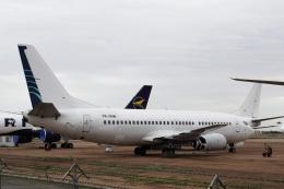 フェニックス・グッドイヤー空港 - Phoenix Goodyear Airport [GYR/KGYR]で撮影されたガルーダ・インドネシア航空 - Garuda Indonesia [GA/GIA]の航空機写真