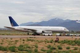 フェニックス・グッドイヤー空港 - Phoenix Goodyear Airport [GYR/KGYR]で撮影されたユナイテッド航空 - United Airlines [UA/UAL]の航空機写真