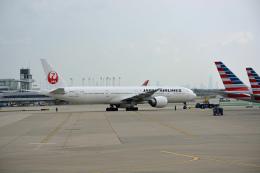 ktaroさんが、オヘア国際空港で撮影した日本航空 777-346/ERの航空フォト(飛行機 写真・画像)