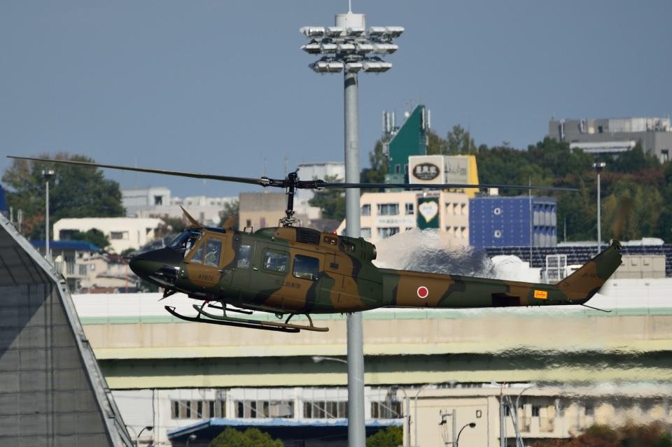T.Sazenさんの陸上自衛隊 Fuji UH-1J (41872) 航空フォト