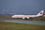 ちょっきんさんが、旭川空港で撮影した航空自衛隊 747-47Cの航空フォト(飛行機 写真・画像)
