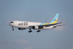 くるくもるさんが、新千歳空港で撮影したAIR DO 767-381の航空フォト(写真)