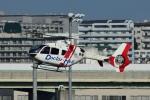 T.Sazenさんが、伊丹空港で撮影した学校法人ヒラタ学園 航空事業本部 EC135P2+の航空フォト(飛行機 写真・画像)