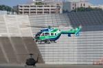 T.Sazenさんが、伊丹空港で撮影した兵庫県消防防災航空隊 BK117C-2の航空フォト(飛行機 写真・画像)