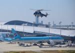 mojioさんが、関西国際空港で撮影した海上保安庁 EC225LP Super Puma Mk2+の航空フォト(飛行機 写真・画像)