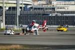 T.Sazenさんが、伊丹空港で撮影した読売新聞 EC135P2の航空フォト(飛行機 写真・画像)