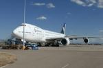 ZONOさんが、ツーソン国際空港で撮影したロールスロイス・ノースアメリカ 747-267Bの航空フォト(写真)