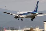 せとさんが、高知空港で撮影した全日空 767-381/ERの航空フォト(写真)