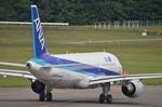 ニライカナイさんが、新千歳空港で撮影した全日空 A320-214の航空フォト(写真)