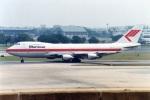 amagoさんが、ドンムアン空港で撮影したマーティンエアー 747-21AC/SCDの航空フォト(写真)