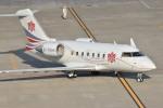 tsubasa0624さんが、羽田空港で撮影した中一航空 CL-600-2B16 Challenger 604の航空フォト(写真)