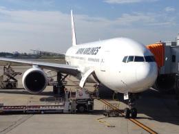 AIR JAPONさんが、伊丹空港で撮影した日本航空 777-246の航空フォト(飛行機 写真・画像)