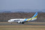 tupolevさんが、釧路空港で撮影したAIR DO 737-781の航空フォト(写真)