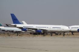 ZONOさんが、サザンカリフォルニアロジステクス空港で撮影したアルゼンチン航空 A340-211の航空フォト(飛行機 写真・画像)