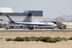 ZONOさんが、サザンカリフォルニアロジステクス空港で撮影した全日空 767-381の航空フォト(写真)