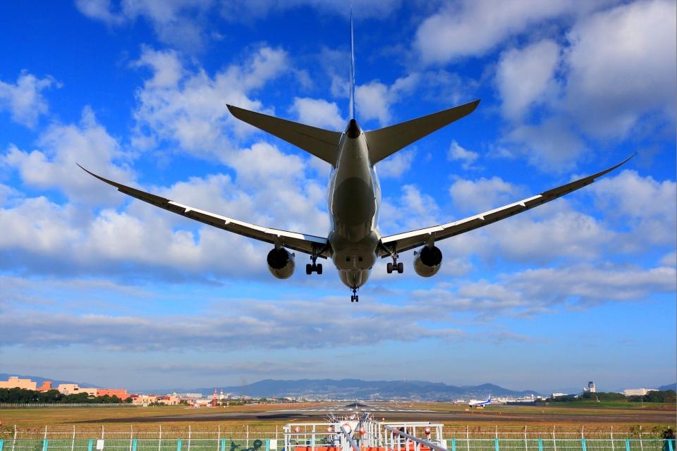 リクパパさんの全日空 Boeing 787-8 Dreamliner (JA818A) 航空フォト