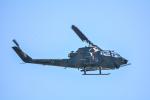 パンダさんが、茨城空港で撮影した陸上自衛隊 AH-1Sの航空フォト(飛行機 写真・画像)