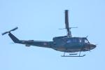 パンダさんが、茨城空港で撮影した陸上自衛隊 UH-1Jの航空フォト(飛行機 写真・画像)