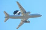 パンダさんが、茨城空港で撮影した航空自衛隊 E-767 (767-27C/ER)の航空フォト(飛行機 写真・画像)