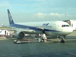 AIR JAPONさんが、羽田空港で撮影した全日空 767-381の航空フォト(飛行機 写真・画像)
