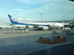AIR JAPONさんが、羽田空港で撮影した全日空 777-281/ERの航空フォト(飛行機 写真・画像)