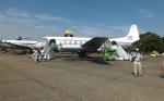 TKOさんが、ダックスフォード飛行場で撮影したブリティッシュ・ヨーロピアン・エアウェイズ 701 Viscountの航空フォト(写真)