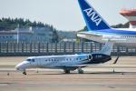 パンダさんが、成田国際空港で撮影した東方公務航空 EMB-135BJ Legacyの航空フォト(飛行機 写真・画像)