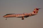 パンダさんが、成田国際空港で撮影したAllpoints Jet Co Ltd G-IV-X Gulfstream G450の航空フォト(飛行機 写真・画像)