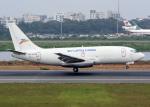 RA-86141さんが、シャージャラル国際空港で撮影したスカイ・キャピタル・エアラインズ 737-209/Adv(F)の航空フォト(写真)