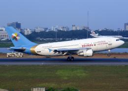 RA-86141さんが、シャージャラル国際空港で撮影したユナイテッド・エアウェイズ・バングラデシュ A310-325/ETの航空フォト(飛行機 写真・画像)