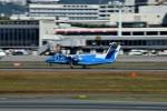 tsubasa0624さんが、伊丹空港で撮影した天草エアライン DHC-8-103Q Dash 8の航空フォト(写真)