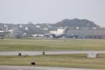 uhfxさんが、嘉手納飛行場で撮影したアメリカ空軍 C-17A Globemaster IIIの航空フォト(飛行機 写真・画像)