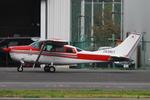 Chofu Spotter Ariaさんが、調布飛行場で撮影した川崎航空 TU206G Turbo Stationair 6の航空フォト(写真)