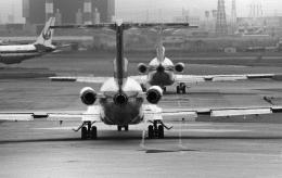 チャーリーマイクさんが、伊丹空港で撮影した全日空 707-200の航空フォト(飛行機 写真・画像)