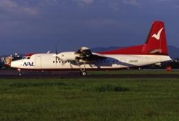 CASH FLOWさんが、名古屋飛行場で撮影した中日本エアラインサービス 50の航空フォト(写真)