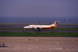 CASH FLOWさんが、羽田空港で撮影したオレンジカーゴ 1900C-1の航空フォト(飛行機 写真・画像)