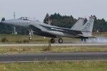 Valentinoさんが、新田原基地で撮影したアメリカ空軍 F-15C Eagleの航空フォト(写真)