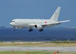 じーく。さんが、那覇空港で撮影した航空自衛隊 767-2FK/ERの航空フォト(写真)