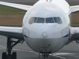 sky77さんが、山口宇部空港で撮影した全日空 767-381/ERの航空フォト(飛行機 写真・画像)