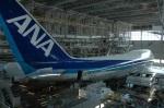たのさんが、羽田空港で撮影した全日空 747-481(D)の航空フォト(飛行機 写真・画像)