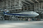 たのさんが、羽田空港で撮影した全日空 747-481(D)の航空フォト(写真)