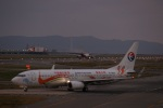 m-takagiさんが、関西国際空港で撮影した中国東方航空 737-89Pの航空フォト(飛行機 写真・画像)