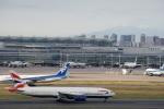 m-takagiさんが、羽田空港で撮影したブリティッシュ・エアウェイズ 777-236/ERの航空フォト(写真)