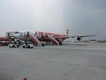 クアラルンプール国際空港 - Kuala Lumpur Internatonal Airport [KUL/WMKK]で撮影されたエアアジア・エックス - AirAsia X [D7/XAX]の航空機写真