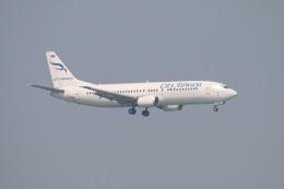 turt@かめちゃんさんが、香港国際空港で撮影したシティ・エアウェイズ 737-4H6の航空フォト(写真)